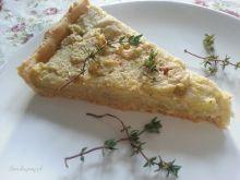 Tarta z nadzieniem ziemniaczano - serowym