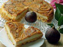 Tarta ze świeżymi figami