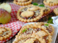Tartaletki z jabłkowym kisielem