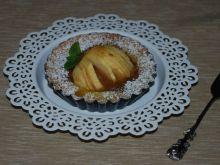 Tartaletki z kajmakiem i jabłkami