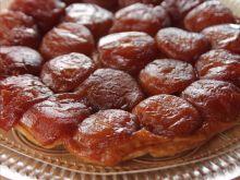 Tarte tatin - francuska tarta z jabłkami
