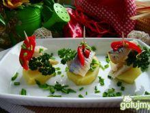 Tartinki z ziemniaków