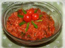 Tatar  łososiowo-pomidorowy