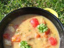 Tom Kha Gai - tajska zupa z kurczakiem