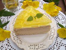 Torcik cytrynowo-ananasowy