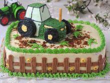 """Torcik dla """"małych fanów traktorów"""""""