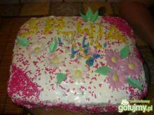 Torcik na urodziny