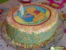 Torcik urodzinowy maluszka