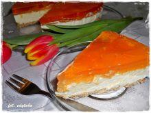 Torcik z mandarynkami