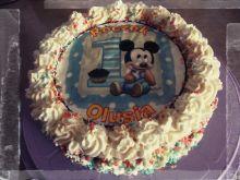 Torcik z Myszką Mickey
