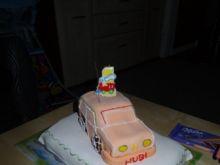 Tort auto dla roczniaka