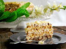 Tort bakaliowy na białkach