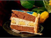 Tort bananowy czar