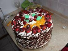 Tort brzoskwiniowy