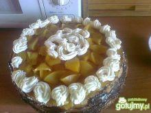 Tort brzoskwiniowy 4