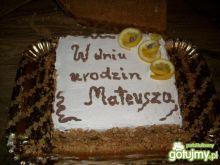 Tort cytrynowy.