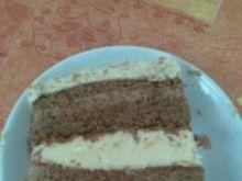 tort czekoladowo-chalwowy