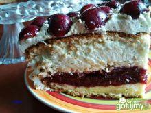 Tort czereśniowy