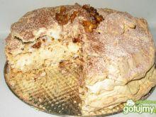 Tort dacquoise lepszy niż od Sowy