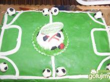 Tort dla Karolka- boisko
