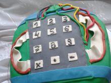 Tort dla wnuczki Oliwi