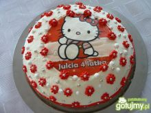 Tort Hello Kitty.
