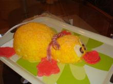 tort kaczuszka