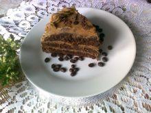 Tort kawowy z alkoholem