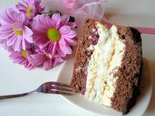 Tort Kokosowo - Śmietankowy