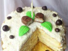 Tort kokosowy Malibu wg Di