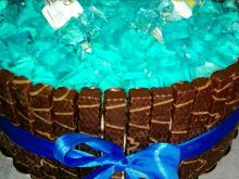 Tort kostki lodu