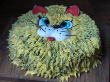 Tort koteczek na urodzinki
