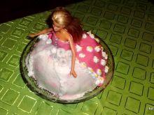 Tort Księżniczka, tort Lalka Barbie