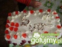 Tort malinowy 5