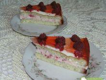 Tort malinowy 9