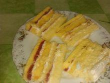 Tort mascarpone z truskawkami