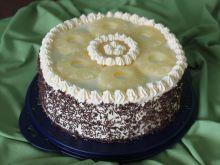 Tort mocno anansowy