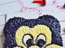 Tort Myszka Mickey