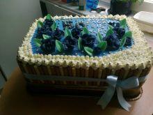 Tort na 50 - urodziny