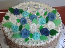 Tort na 79 urodziny Dziadka
