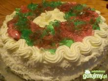 Tort na moje urodziny :)