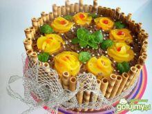 Tort na urodziny Syna