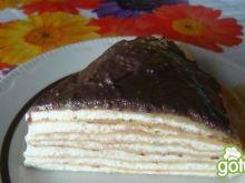 Tort naleśnikowy.
