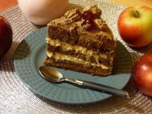 Tort makowy - prosty