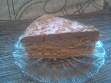 Tort orzechowy bez pieczenia