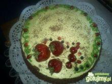 Tort owocowy dla teściowej