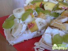 Tort Pavlova według Tomka