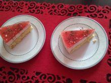 Tort piankowy z galaretką