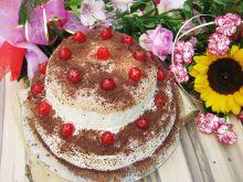 Tort piętrowy – typu szwarcwaldzkiego