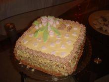 tort rumowo-czekoladowy